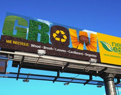 New Earth Billboard