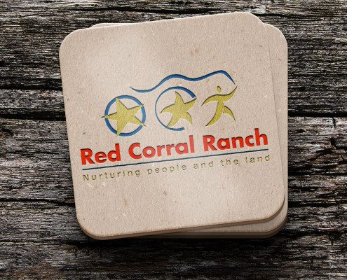 Red Corral Ranch Coaster