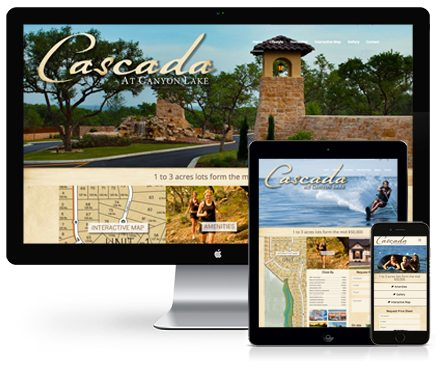 Cascada at Canyon Lake Benson Design