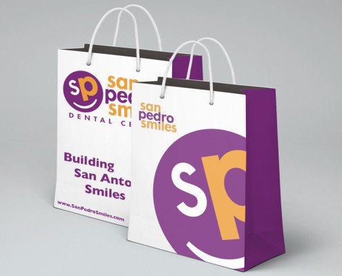 San Pedro Smiles Bags