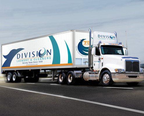 Division Laundry Truck in San Antonio, TX