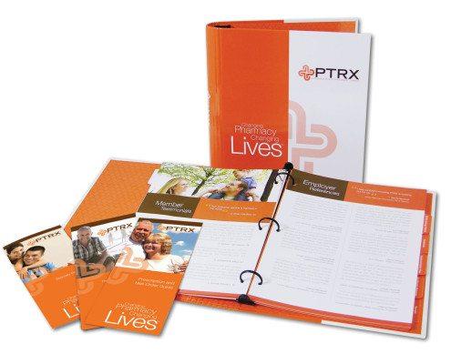 PTRX Binder